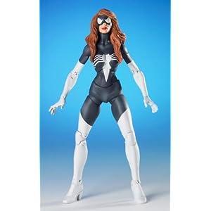 41zAKfvWKcL. SS300 Marvel Legends Series 15 Action Figure Spider-Woman Julia Carpenter Variant (Modok Build-A-Figure)