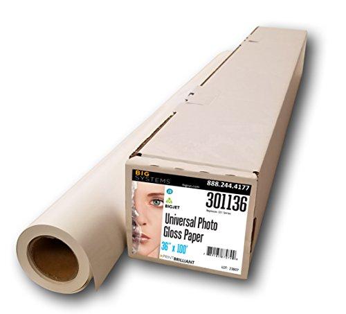 rsal Premium Gloss Photo Paper (36