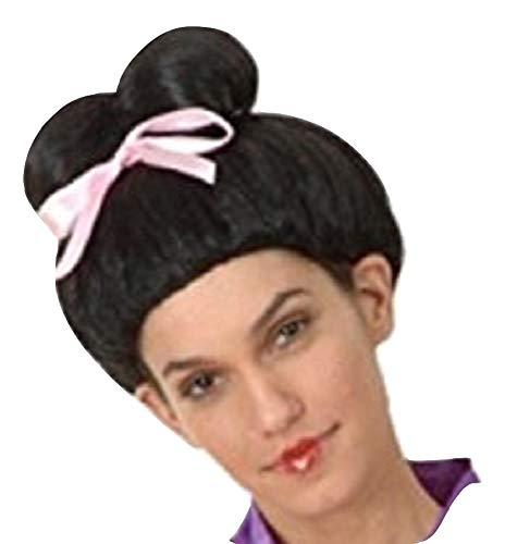Disfraz de Geisha con peluca, tamaño pequeño: Amazon.es: Ropa y ...