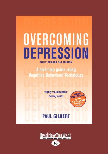 Overcoming Depression: A Self-help Guide Using Cognitive Behavioral Techniques by Brand: ReadHowYouWant