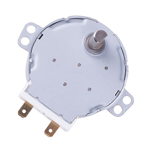 Microwave turntable motor for GE AP2024962 PS237772 and Frigidaire 5304408980 WB26X10038 EX73SAAA3