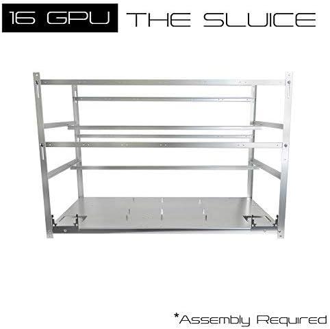 Gabinete Estructura Rig Case Minero Para 16 Gpu AAAwave