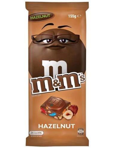 M M S Chocolate Hazelnut 155g Amazon In Grocery Gourmet Foods