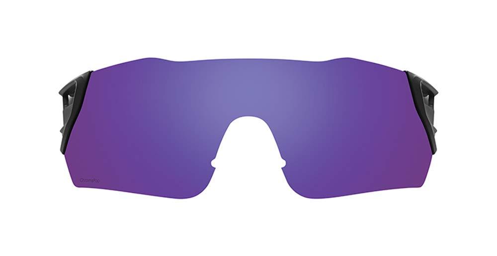 スミス攻撃交換用レンズ Attack Violet Mir ChromaPop