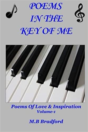 Book Poems In the Key Of Me: Poems Of Love and Inspiration: Volume 1