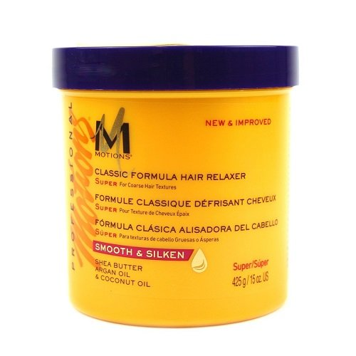 MO33815 Motions Classic Lye Relaxer Formula, Super by Motions Professional