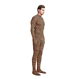 Full Bodysuit Unisex Adult Costume Without Hood Spandex Stretch Zentai Unitard Body Suit