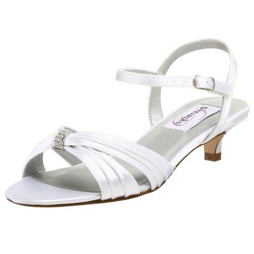 Womens Sandal Womens Dyeables Dyeables White Fiesta Sandal Fiesta Ow6Yf