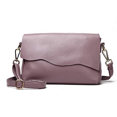Mujeres Hombro Compras Moda Anna Bolsa Casual parker Simple Purple Bolso Las Citas Mensajero De Dama Tendencia La Cuero 67a6RvS