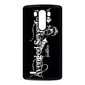 Printed Cover Protector Yksva Avenged Sevenfold Band For LG G3 Cell Phone Case Unique Design Cases