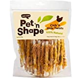 Pet 'n Shape Chik 'n Hide Twists (16 oz) Larger Image