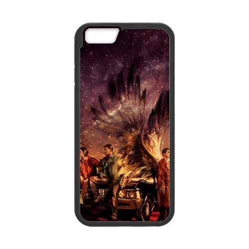 """iPhone 6 Case ,Case for Apple iPhone 6 ,Supernatural Wallet Case for iPhone 6,Case Cover Fit For Apple iPhone 6 4.7"""",PC and TPU Screen Protector For Apple iPhone 6 4.7"""""""