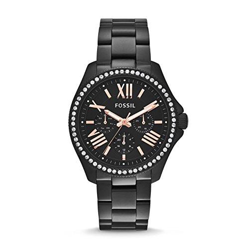 Fossil Reloj Análogo clásico para Mujer de Cuarzo con Correa en Acero Inoxidable AM4522: Fossil: Amazon.es: Relojes