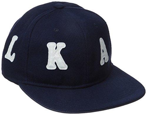 (Kangol Men's Alphabet Links, Navy, One Size)