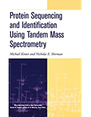Protein Sequencing and Identification Using Tandem Mass Spectrometry