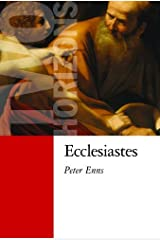 Ecclesiastes (The Two Horizons Old Testament Commentary (THOTC)) Kindle Edition