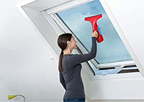 Vileda Windomatic - Aspiradora limpiacristales con boquilla de succión estrecha: Amazon.es: Bricolaje y herramientas