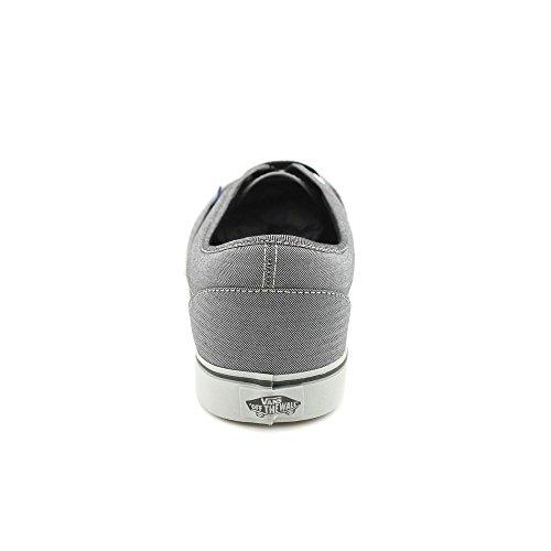 Vans Authentic Lo Pro - Zapatillas de skate unisex (Herringbone)Limestone/Blueprint