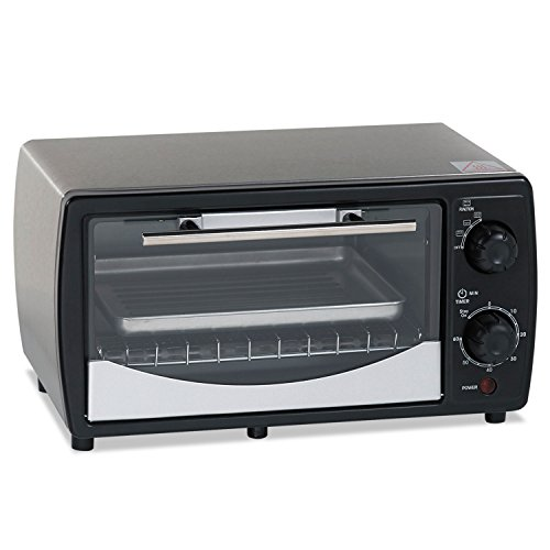 AVANTI PO3A1B Toaster Oven 0.32 cu ft Capacity Stainless Ste