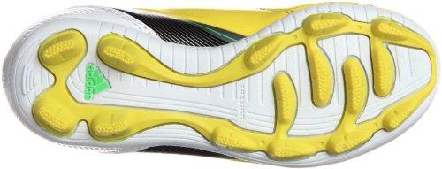 adidas Performance F5 TRX HG J G65442 Jungen Fußballschuhe Gelb (VIVID YELLOW S13 / BLACK 1 / GREEN ZEST S13)