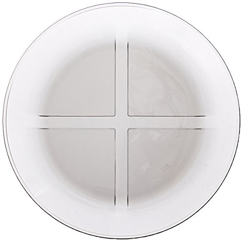 (Kosta Boda Bruk 7.67 Inch Salad Plate, Smoke Gray)