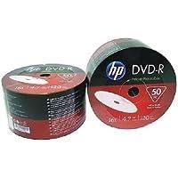 HP DVD-R 50Lİ 4,7gb-120min 16x SHRİNK PRINTABLE