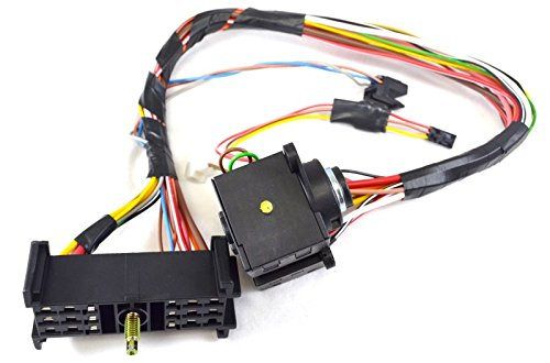 PT Auto Warehouse ISS-297 - Ignition Starter Switch (K2500 Starter Switch Ignition)
