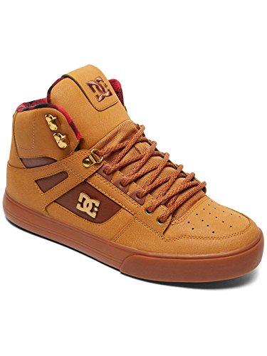Chocolate Uomo Wnt High DC Wc Wheat alte Spartan Sneaker Black Dark qBUHH7vZ