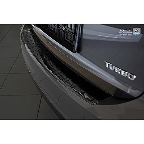 Avisa 2/45126 protección de umbral Trasera B Acero Inoxidable Negro Opel Insignia Sportstourer 2017- Costillas, Black: Amazon.es: Coche y moto