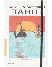 Scrikss Takeda Defter, Çizgili, A5, Tahiti