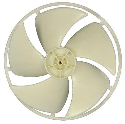 LG Electronics 5900AR1167B Air Conditioner Condenser Axial Fan Blade