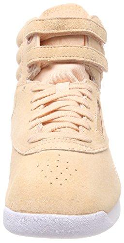 Reebok Fitness F Desert White Beige S Women's Hi Desert Shoes Brown White NBK rwXprqBS