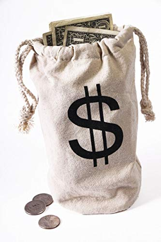 Forum Novelties Money Bag]()