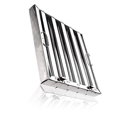 (Captive Aire Systems Stainless Steel Restaurant Hood Filter, Multiple Sizes Available (16