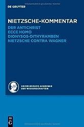 Heidelberger Akademie der Wissenschaften, : Historischer und kritischer Kommentar zu Friedrich Nietzsches Werken: Nietzsche-Kommentar: