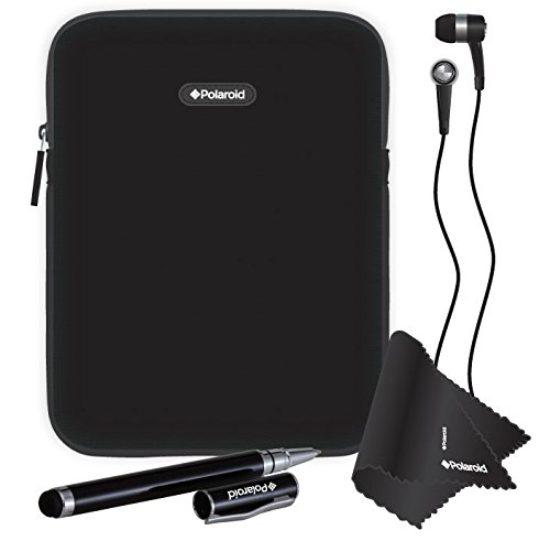 Polaroid 4 Piece Tablet Accessory Kit For 8-Inch Tablets ...