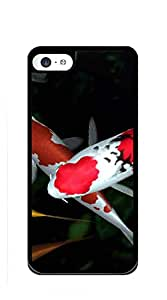 TUTU158600 Cute Cartoon Back Cover iphone 5c case for teen girls cute - Colored koi