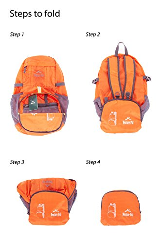9e2fddf5c6f Venture Pal Ultralight Lightweight Packable Foldable Travel Camping Hiking  Outdoor Sports Backpack Daypack ...