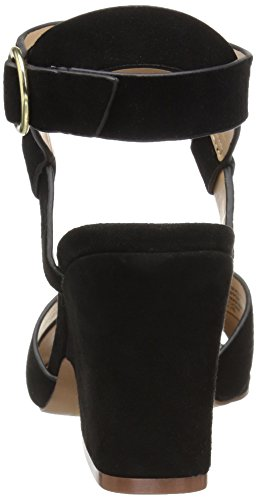 Kensie Dames Sandalen Met Zwart Hak