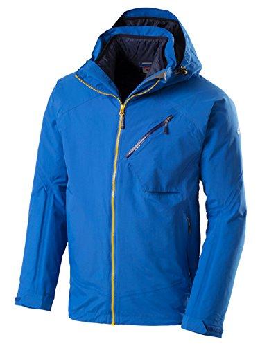 McKinley Herren Doppel Jacke Araba Blue Royal - XL