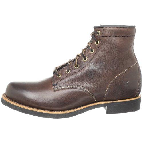 Frye Arkansas Mid Lace - Botines para hombre, Marrón (Marron), 40: Amazon.es: Zapatos y complementos