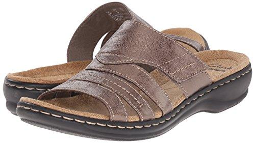 6e2e7d422c64 Clarks Women s Leisa Grove Slide Sandal - Import It All