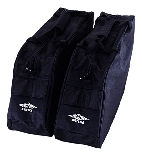 Custom Saddle Bag Liners - 5