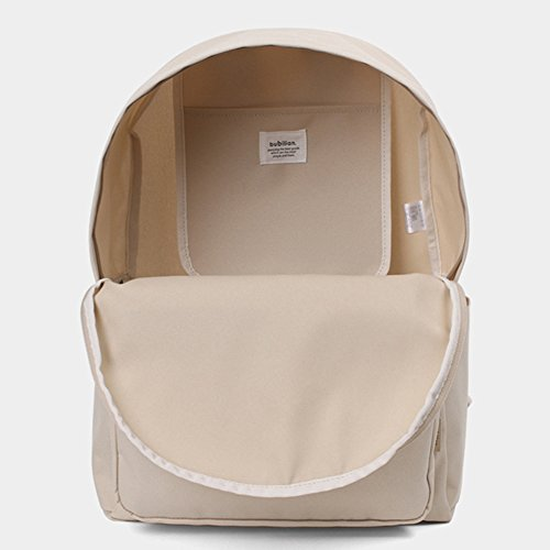 Beige Brand BTBB Street Beige Korean Bubilian Bag School Travel Bag Backpack vaFqISRp