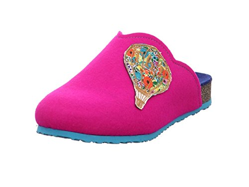 Think! Women's 1-81744-30 - Clogs Pink