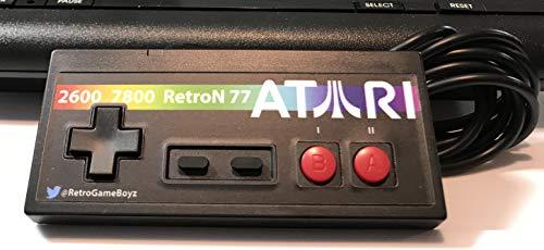 atari 7800 controller control pad