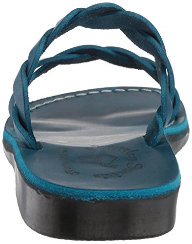 Women's Joanna Sandals Blue Slide Jerusalem Sandal SzBq6n