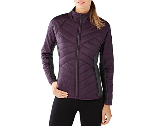 - SmartWool Women's Double Corbet 120 Jacket Bordeaux Medium