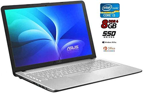 Portátil Asus CPU Intel Core i3 de 2,0 GHz pantalla HD LED de 15,6 ...
