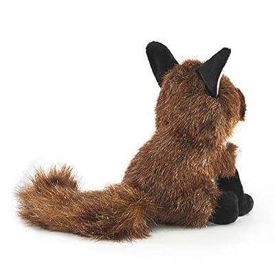 Folkmanis Mini Fox Finger Puppet: Toys & Games